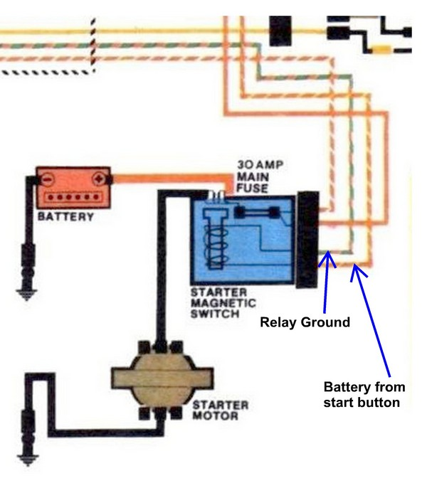 [SCHEMATICS_48IS]  New Ebay Solenoid, how to wire it, GL1100 | Steve Saunders Goldwing Forums | 1984 Honda Goldwing Starter Solenoid Wiring Diagram |  | Steve Saunders Goldwing Forums