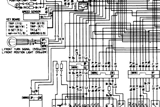 2003 Honda Goldwing Wiring Diagram