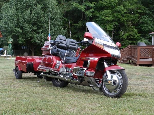 Showcase cover image for NC Aspenwing's 1992 Honda 1500 Goldwing