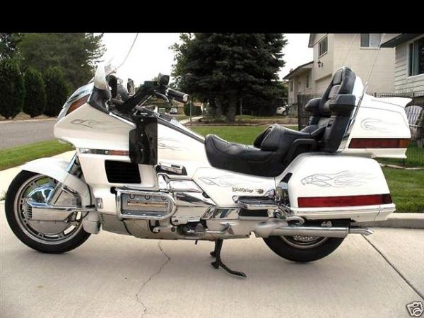 Showcase cover image for Phil 95wing's 1995 Honda Goldwing