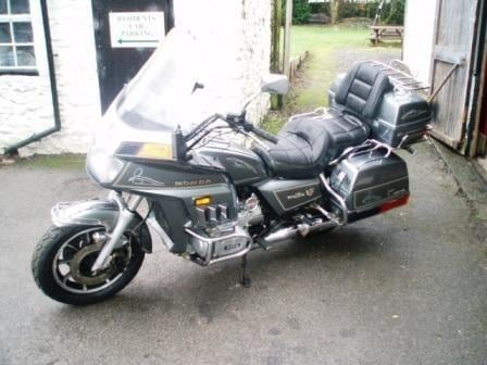 Showcase cover image for steelhorseangel's 0 Honda Goldwing GL1100 DE Interstate