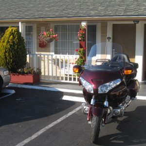 Monterey Ca - Our Motel