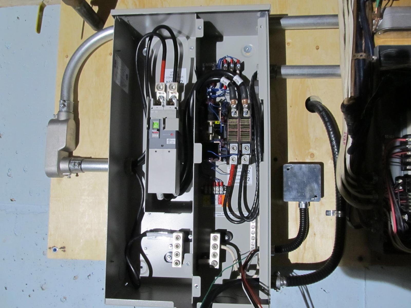 Honeywell 200 Amp Transfer Switch Wiring Diagram 48 Automatic 119256 Hodgy Albums My 17 Kw Standby Generator Picture38737 Img 5327 Installed A