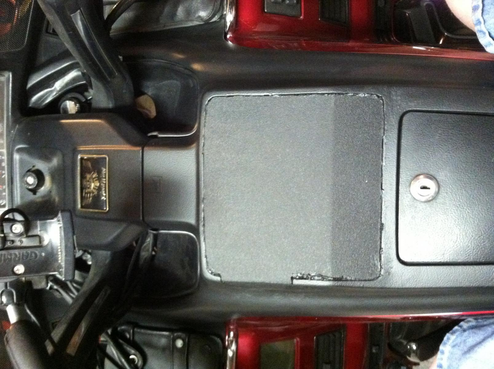 New Stereo On The Gl1500